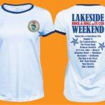 Szívesen nyernél egy Lakeside-os pólót? Akkor most figyelj!