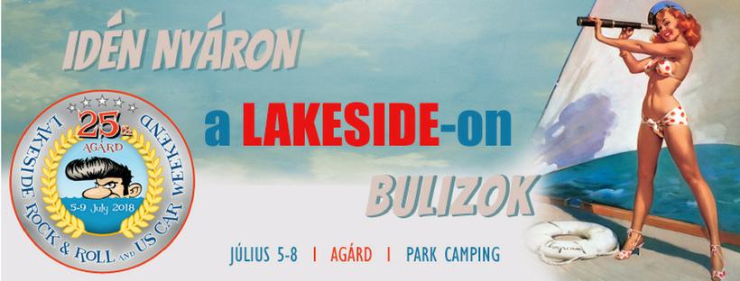 Tedd ki Te is, ha mered – borítókép a Lakeside Weekend résztvevőinek