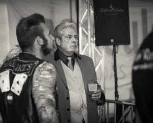 The Teddy boy of the Lakeside Weekend – Ray Emmery interview (English version)